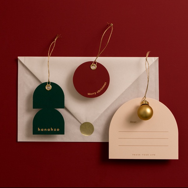 [GIFT CARD] ORNAMENT CARD 3 SET